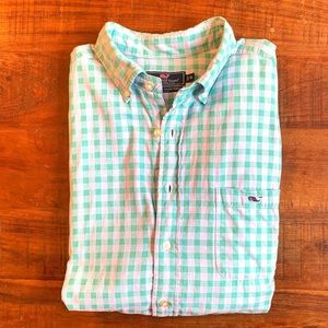 Vineyard Vines short-sleeve button up